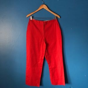 Brooks Brothers | Red Dress Pants